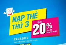 khuyen mai nap the cuc bo 23-4-2019