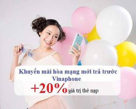 khuyen mai nap the vinaphone thang 4
