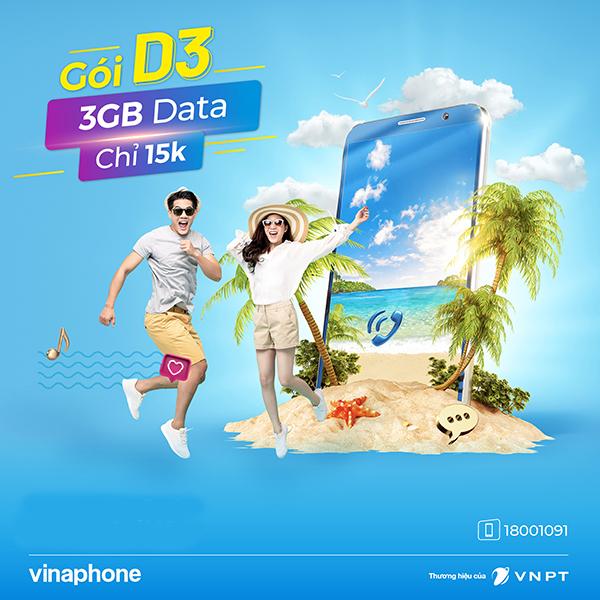 Gói D3 Vinaphone