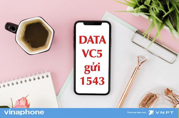 Gói cước VC5 Vinaphone
