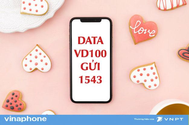 Gói cước VD100 Vinaphone