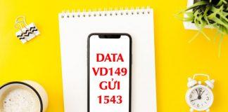Gói cước VD149 Vinaphone