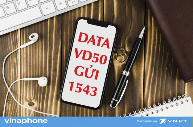 Gói cước VD50 Vinaphone