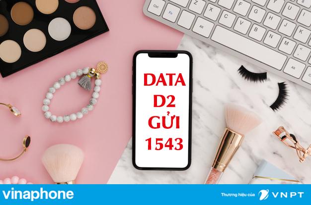 Gói cước D2 Vinaphone 1 ngày 2GB