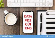 Đăng ký gói cước VD2 Vinaphone
