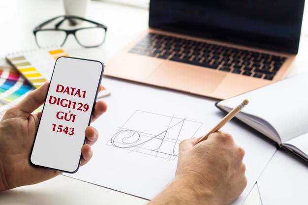 Cách đăng ký gói cước DIGI129 Vinaphone