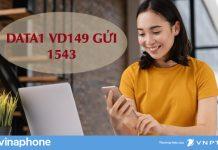 Cú pháp đăng ký gói cước VD149 vinaphone