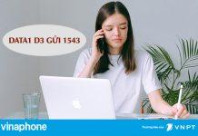 Đăng ký gói DT30 Vinaphone